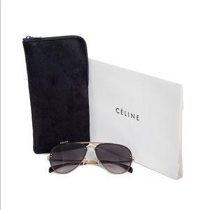 Celine aviator sunglasses
